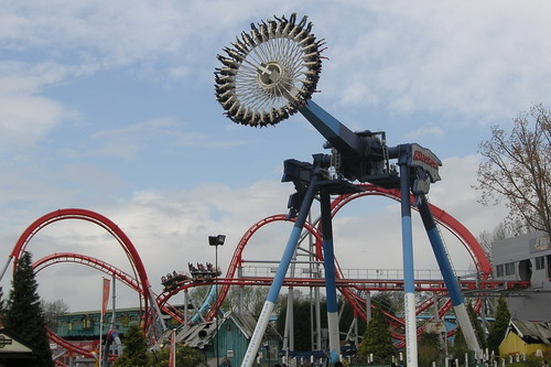 Maelstrom vor G-Force